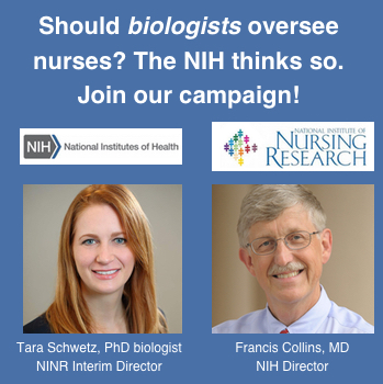 Send a letter to NIH