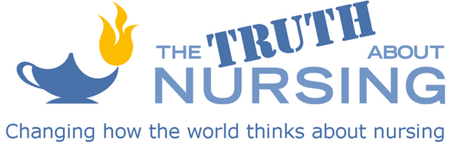Truth About Nursing logo