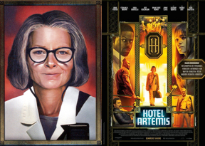 Hotel Artemis with Jody Foster