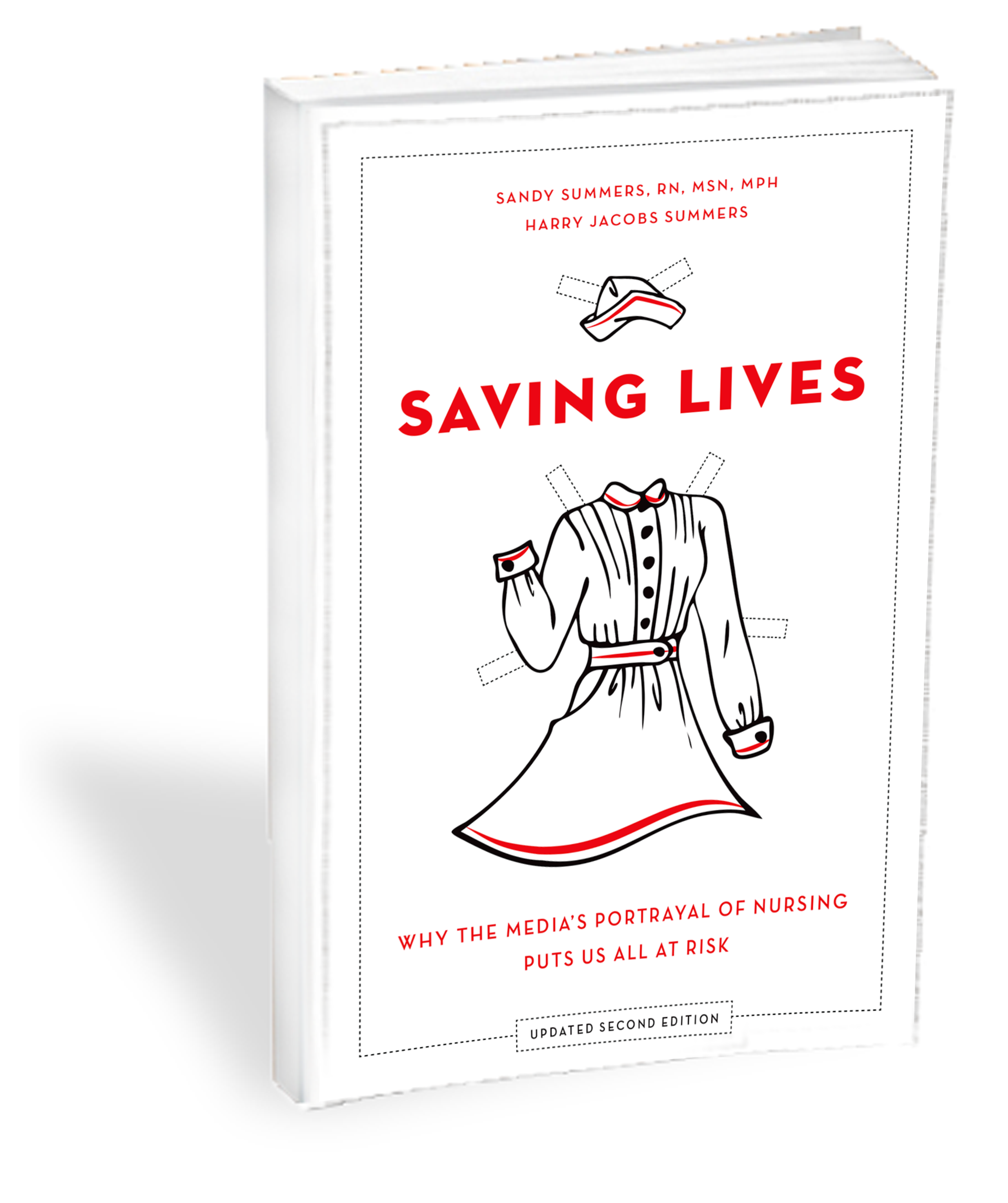 Saving Lives book cover